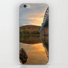 Point of Rocks Sunset iPhone & iPod Skin