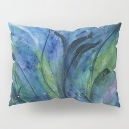"""New Beginning"" Original Artwork by Tracy Breithaupt Pillow Sham"