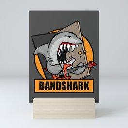 Bandshark Mini Art Print