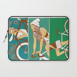 deadly girls gang Laptop Sleeve