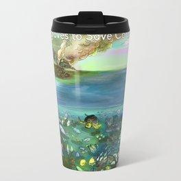 Save the Mangroves! Travel Mug