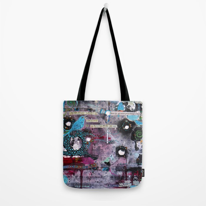 About Birdsong Tote Bag
