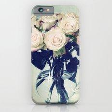 Vintage roses Slim Case iPhone 6s