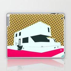 Bauhaus Meisterhaus Pop 2 Laptop & iPad Skin