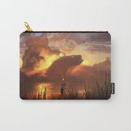 a world ruled by nature Carry-All Pouch
