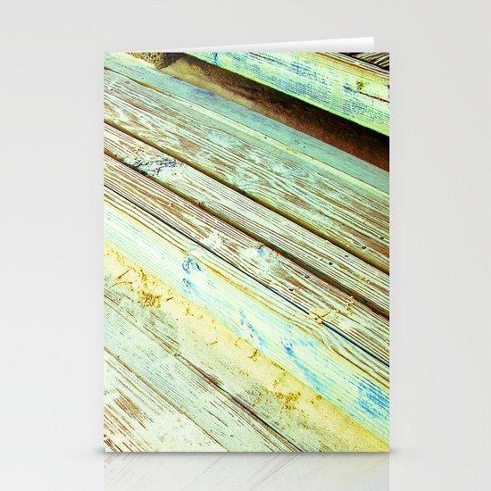 Beach Steps Stationery Cards