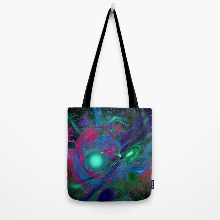 Emerging From Chaos Tote Bag