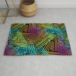 Specular Reflection Rug