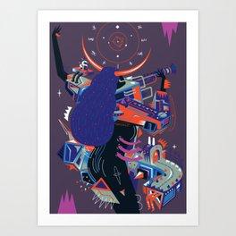 endoftheworld Art Print