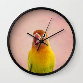 Tris Wall Clock