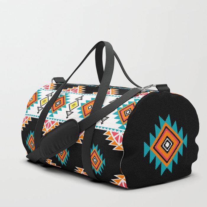 Ethnic IIII Duffle Bag