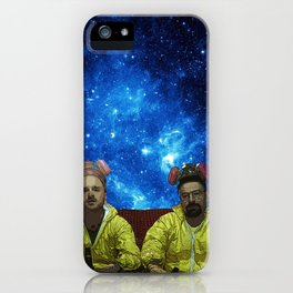 Jesse and Walter iPhone Case