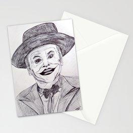 Jack Nicholson's Joker Stationery Cards