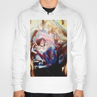 grateful dead Hoodies featuring Phil Lesh Acrylic Painting Grateful Dead and Furthur by Acorn