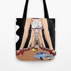 Abides Ride Tote Bag