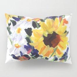 Sunflower Bouquet Pillow Sham