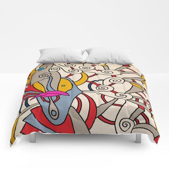- let me pop - Comforters