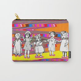Puppets Invasion Carry-All Pouch