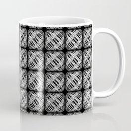 Page of Piano Keys Coffee Mug