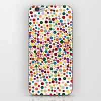 dot iPhone & iPod Skins featuring Dot... by DesignsByMarly