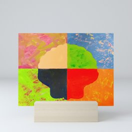 Scallop Mini Art Print