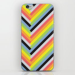 BP 36 Stripes iPhone Skin