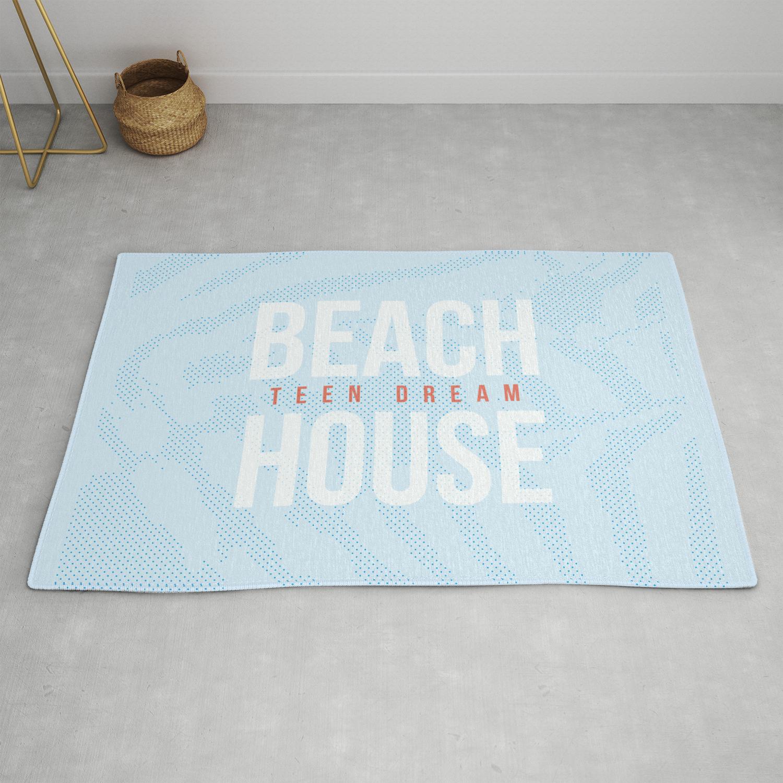 Dream Beach House Rug By