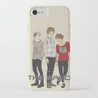 "band iPhone & iPod Cases featuring "" THE Band "" by Karu Kara"
