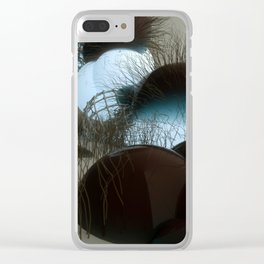 BOOGERS Clear iPhone Case