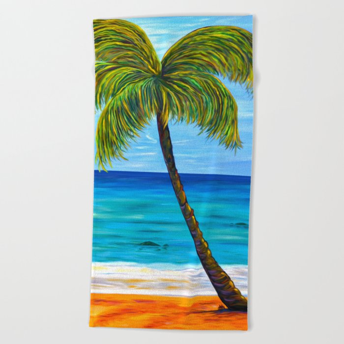 Maui Beach Day Towel