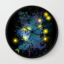 The Zodiac Sign -- Leo Wall Clock