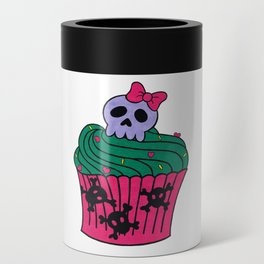cutie pie cupcake Can Cooler