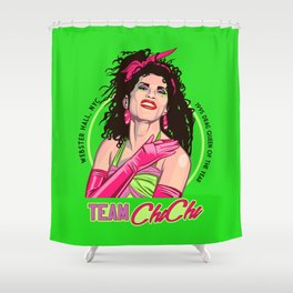Team Chi Chi Shower Curtain