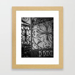 Iron Gate 1 Framed Art Print
