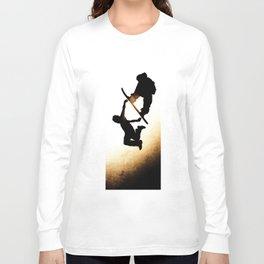 Free Fall I Long Sleeve T-shirt