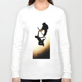 Free Fall I Long Sleeve T-shirt
