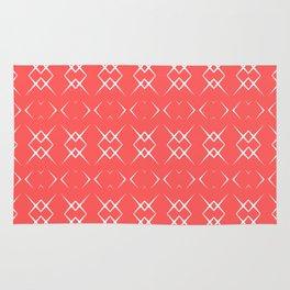 Coral:  Pattern No. 3 Rug