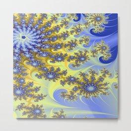 Honey Dew Metal Print