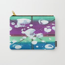 Colors and Splotches Carry-All Pouch