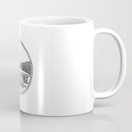 Yellowstone - Old Faithful Illustration Coffee Mug
