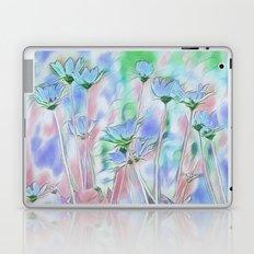 Coming Up Blue Laptop & iPad Skin