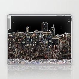 Small ancient city (Vitorchiano, Italy) Laptop & iPad Skin