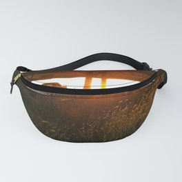 Texas Sunset Fanny Pack