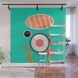 Jiro dreams of sushi, David Gelb, film documentary poster, Sukiyabashi Jiro Ono Wall Mural