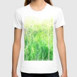Beautiful Forest T-shirt