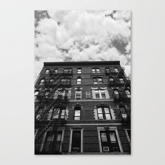 New York Architecture II Canvas Print