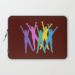 flying man Laptop Sleeve