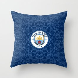 Manchester City Throw Pillows For Any Room Or Decor Style Society6