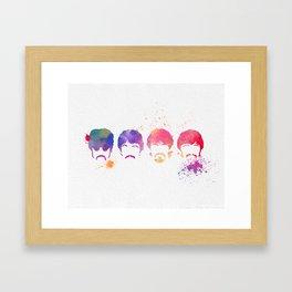 Sgt. Pepper 014 Framed Art Print