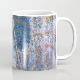 1894-Claude Monet-Rouen Cathedral, West Façade-65 x 100 Coffee Mug